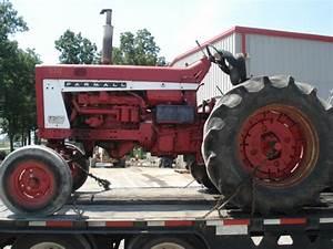 806 International Tractor Parts