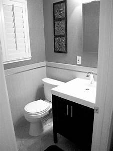 New small bathroom designs home design ideas for Small bathroom ideas photo gallery