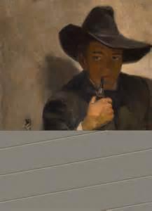 Diego Rivera Self Portrait Hat