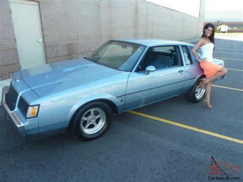buick turbo  type  original miles beautiful