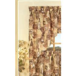 Grape Print Kitchen Curtains Wine Kitchen Curtains Curtains Blinds