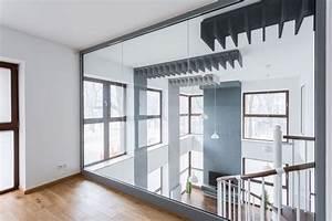 Grand Miroir Chambre : papier peint miroir pose entretien prix ooreka ~ Teatrodelosmanantiales.com Idées de Décoration