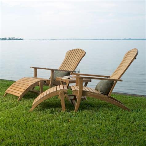 teak wood adirondack chair westminster teak outdoor