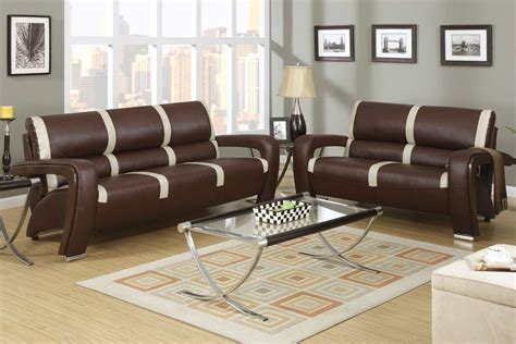 Ivory Leather Sofa And Loveseat by Mabel Brown And Ivory Bonded Leather Sofa And Loveseat Set