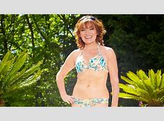 Lorraine releases unretouched bikini pictures for summer