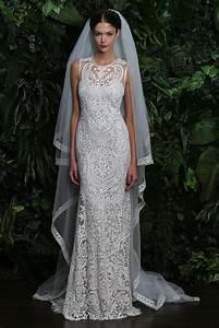 Wedding dress by naeem khan fall 2014 bridal valencia for Naeem khan wedding dress