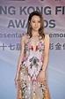 Floral prints blossom on Hong Kong Film Awards' red carpet ...