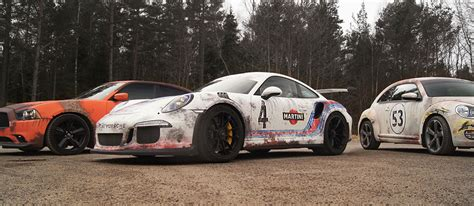 Paint Is Dead Rust Wrapped Porsche 911 Gt3 Rs By Wrapzone