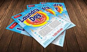 ironing service flyer template - 19 laundry flyer templates free psd ai eps format