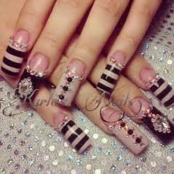 Beautiful nail designs for long nails pretty