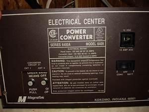 Magnetek 7345 Power Converter Wiring Diagram