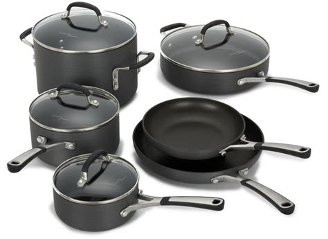 cookware calphalon consumer reports simply nonstick non stick pan sets highest tests aluminum rated consumerreports kitchen cook cro