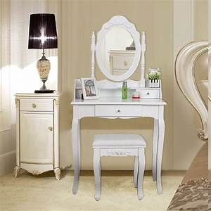 Coiffeuse Miroir Led : por qu necesitas un tocador en tu habitaci n ~ Teatrodelosmanantiales.com Idées de Décoration