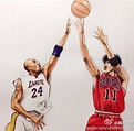 當灌籃高手遇到NBA (24P) | 動網 DONGTW.COM