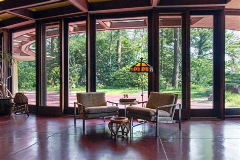 frank lloyd wrights cooke house started   letter mid century home