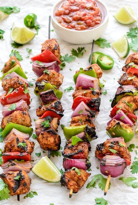 healthy grilled kabob recipes primavera kitchen