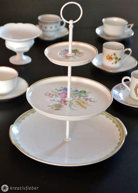 Diy  Etagere Selbermachen  Bauset Für Teller Und Tassen