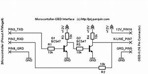 Transistor Level Shift Explanation  Obd2
