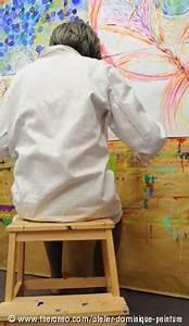 Peindre Au Passé Simple : dominique marc re atelier dominique peinture article ~ Melissatoandfro.com Idées de Décoration