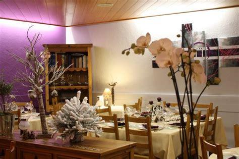 hysope cuisine salle de restaurant photo de restaurant l hysope le