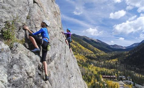 Mountain Skills Rock Climbing Taos Ski Valley