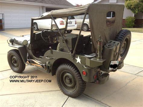 wwii jeep for sale surplus ww2 army jeeps autos post