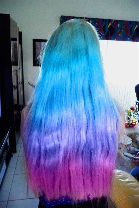 Top 25 Ideas About Bright Hair And Make Up On Pinterest