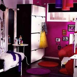 Chambre De Fille Ikea : d coration chambre ado fille ikea ~ Premium-room.com Idées de Décoration