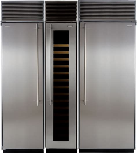 marvel mcfswrws   built  refrigerator freezer  wine storage combo   cu ft