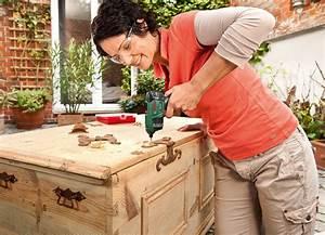 Holzmöbel Selber Bauen : auflagenbox bauen drau en keinen platz mehr verschwenden ~ Orissabook.com Haus und Dekorationen