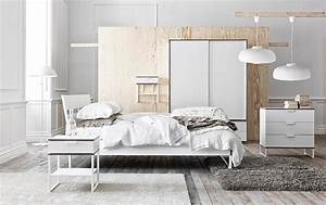 neue schlafzimmer serie quottrysilquot bei ikea schoner wohnen With balkon teppich mit tapeten für schlafzimmer bilder