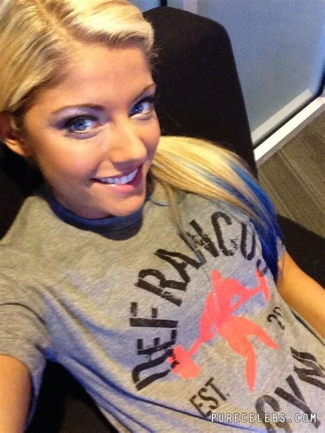 Wwe Babe Alexa Bliss Leaked Nude And Sex Tape Selfie