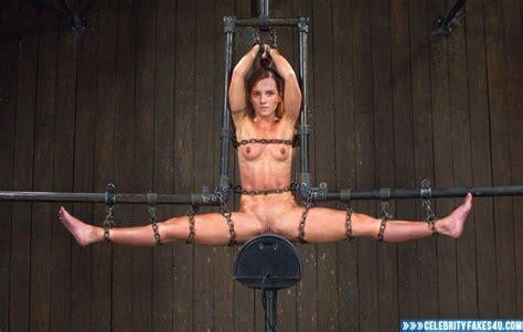 Emma Watson Sex Toy Bondage Naked Fake 001 « CelebrityFakes4u.com