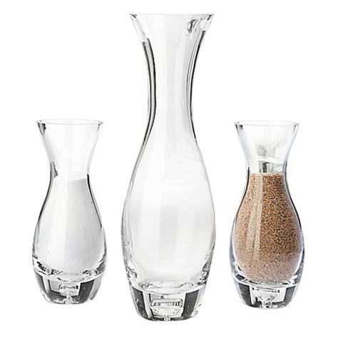 lillian rose unity sand vases  tag set