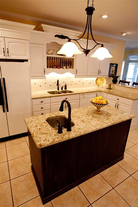 kitchen sink with marble top kitchens with sink in island images kitchen