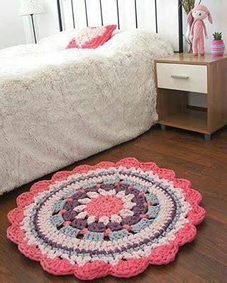 resultado de imagem tapete em fio de malha euroroma crochet gt rugs tapetes de croche
