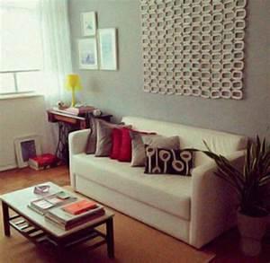 Wandgestaltung wohnzimmer 20 kreative wanddeko ideen for Wanddeko wohnzimmer ideen