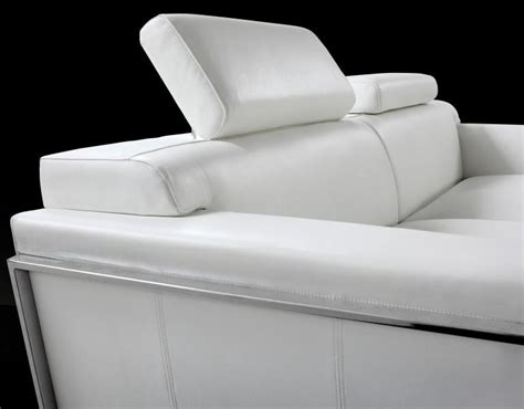 Modern White Leather Sofas by Bellinda Modern White Leather Sofa Set Leather Sofas