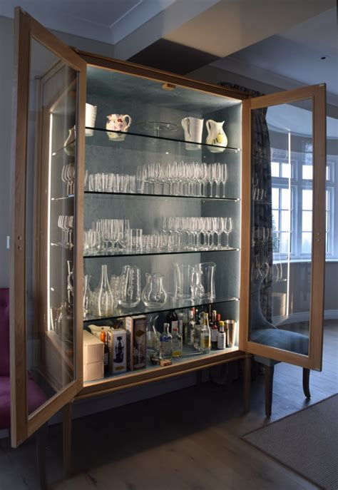 kitchen display cabinets for glass display cabinet exceptional design for a living 8046