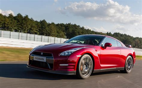 The Clarkson Review Nissan Gtr (2014