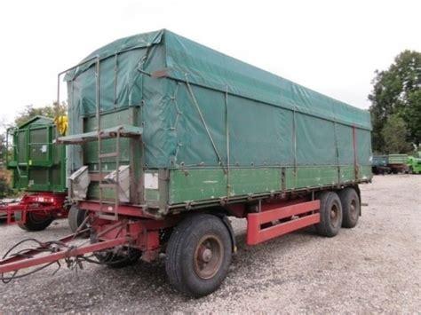 1 achs anhänger für traktor gebraucht 3 seiten kipper bild 6 6 brantner z 8045 8 tonnen
