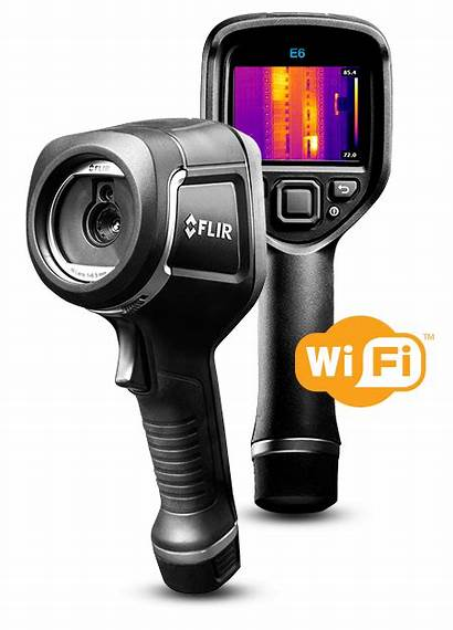 Wifi E6 Flir Support Thermal