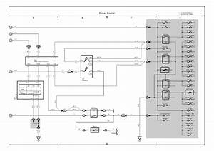Electrical Wiring Diagram 2006 Toyota Camry Solara