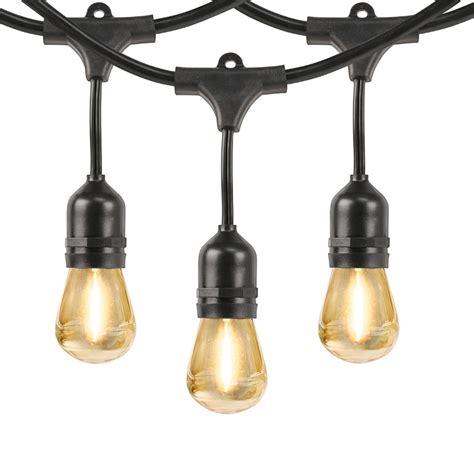 Costco String Lights by Feit Set De Luces En Serie Para Exterior Led Costco Mexico