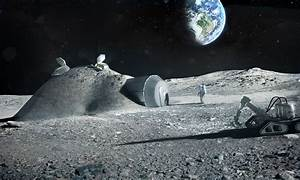 Moon Base: Photos and Wallpapers | Earth Blog