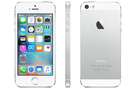 iphone 5 s hülle iphone apple iphone 5s 16go argent 3811999 darty