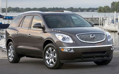 2007 Buick Enclave Reviews by 2008 Buick Enclave Review