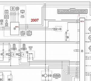 Honda 700 Wiring Diagram