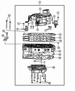 Chrysler Pacifica Sensor  Trans Variable Force Solenoid 0