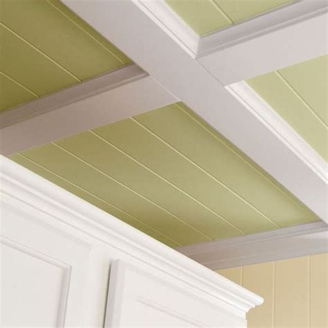 Simple Coffered Ceiling by Awesome Tutorial On How To Do A Coffered Ceiling